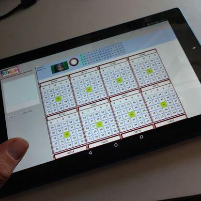 777 Dollar Tablet game